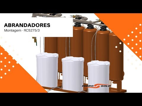 Assembling - Hidro Solo Softener Systems - RC5275/3