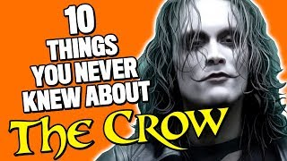 Video 10 Things You Never Knew About THE CROW MP3, 3GP, MP4, WEBM, AVI, FLV November 2018