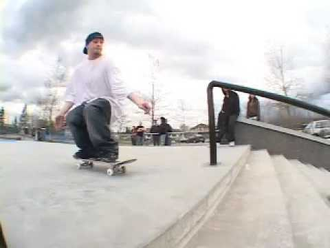 Maple Ridge Skatepark - Opening Day