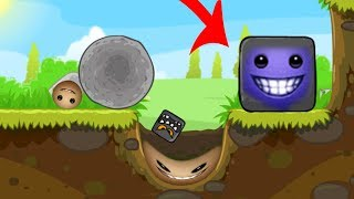 RED BALL 4 KICK THE BUDDY BALL COMPLETE ALL LEVELS FROM 1 - 15 FULL WALKTHROUGH