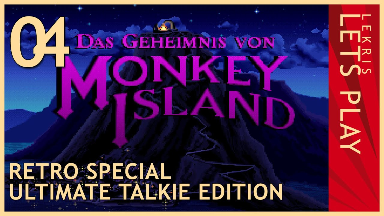 Retro Special - Monkey Island #04 - Beleidigungsfechten