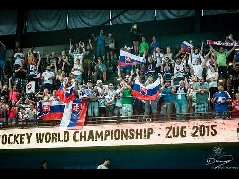 Zlatá cesta za úspechom - dokument majstrom sveta v hokejbale 2015.