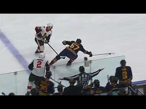Gotta See It: Sabres' Pouliot scores incredibly determined goal against Senators