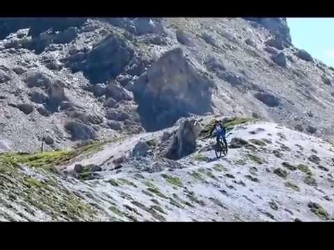 Stubaital Mountainbike Vertride (видео)
