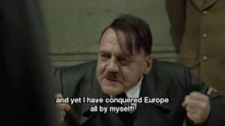 Hitler Gets Angry Actual Subtitles
