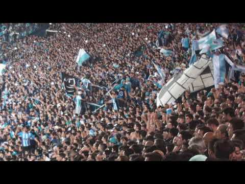 Nadie comprende que este amor se siente así - Racing 0 - 0 Corinthians - La Guardia Imperial - Racing Club - Argentina - América del Sur