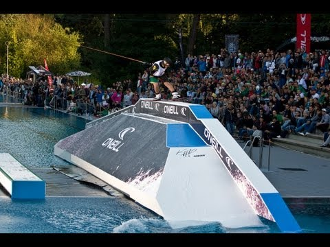 Wakeboard with Nautical Channel!