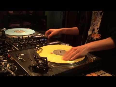 DJ ELMU - Boom Bap@Skratch Labo