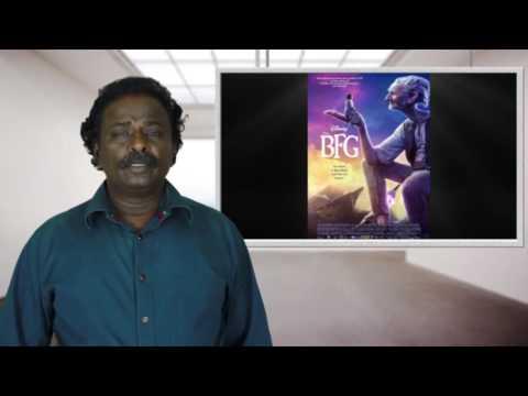 BFG Movie Review - Big Friend Giant - Steven Spielberg, Disney, Pixar - Tamil Talkies