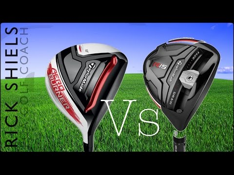 TaylorMade AeroBurner Mini Driver Vs R15 Fairway Wood