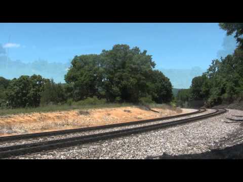 Railfanning Roanoke to Bluefield Virginia - including Illinois Terminal heritage unit!