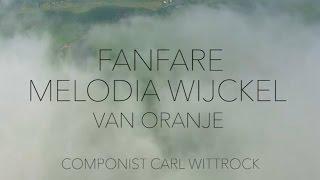 Nominatie Van Oranje voor Fanfare Melodia Wijckel
