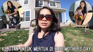 Video KEJUTAN HADIAH UTK MERTUA   MOTHER'S DAY   BURGER ALA KELUARGA KITA   AMY BILANG CUCOK MEONG 🤣 MP3, 3GP, MP4, WEBM, AVI, FLV Juni 2019