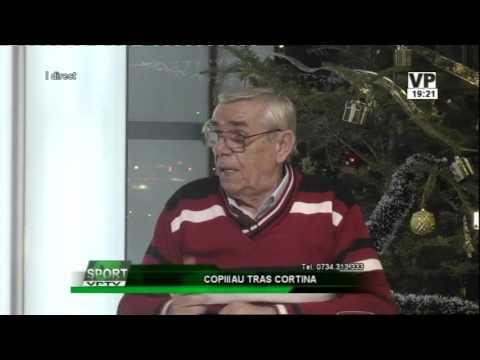 Emisiunea Sport VPTV – 28 decembrie 2015 – partea a II-a