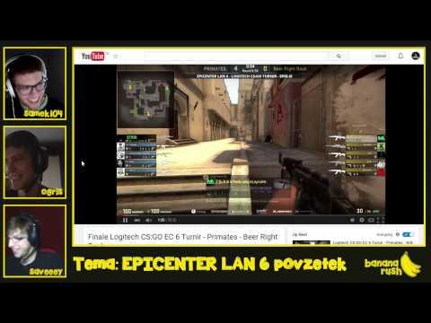Banana Rush Ep. 4 - Pogovorna oddaja na temo Counter Strike - SPID.si