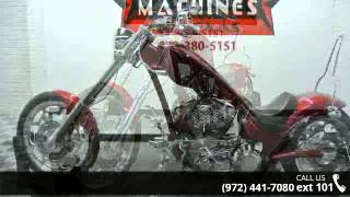 3. 2008 American IronHorse Texas Chopper  - Dream Machines o...