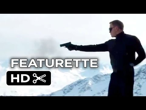 Spectre Featurette – First Look (2015) – James Bond Movie HD
