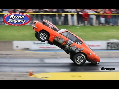 2014 20TH ANNUAL WORLD POWER WHEELSTANDING CHAMPIONSHIP! BYRON DRAGWAY!