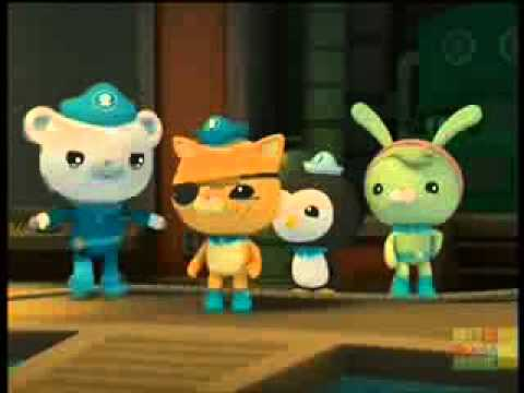 Octonauts s1e46 - electric torpedo ray.avi