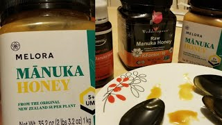 Download Video Costco! Melora Manuka Honey UMF 5+ 2.2lb! UNBOXING, Review, and Comparison!! MP3 3GP MP4