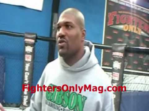 Rampage Jackson talks Rashad Shogun new UFC deal pt 1