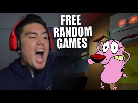 JAY, THE COWARDLY DUDE | Free Random Games (видео)