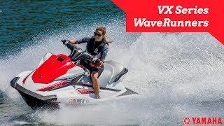 4. 2017 VX Series WaveRunners