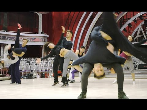 It's the Strictly Sports Day!  – It Takes Two | Strictly Come Dancing 2016 – BBC Two (видео)