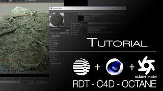 RDT - C4D - Octane (by curse-studio)