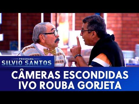 Ivo Rouba Gorjeta | Câmeras Escondidas (26/05/19)