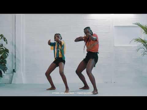 innoss b ft diamond platnumz yope remix dance