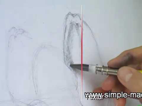 Zeichnen lernen für Anfänger , simple made
