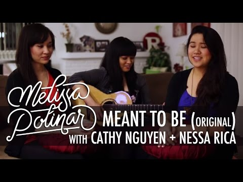 meant to be - Hello everybody! It's so great to finally be reunited with 2 of my very good friends/sisters Cathy Nguyen and Nessa Rica in Southern California. We just deci...