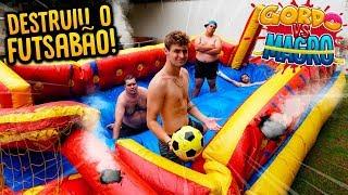 Video GORDO VS MAGRO: TENTAMOS JOGAR FUTSABÃO!! (DEU RUIM ) [ REZENDE EVIL ] MP3, 3GP, MP4, WEBM, AVI, FLV Agustus 2018
