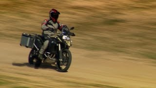 3. NEW 2014 BMW F 800 GS Adventure - Overview