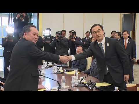 Olympische Winterspiele 2018: Nord- und Südkorea stel ...
