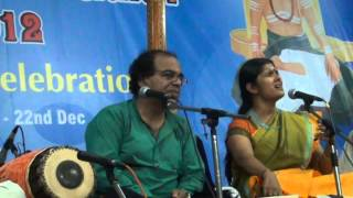 Alapana, Unmai Arindavar, Anuradha Sriram And Sriram Parasuram, Raga Sumanesa Ranjini
