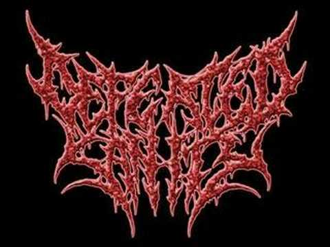 Defeated Sanity - Hideously Disembodied online metal music video by DEFEATED SANITY