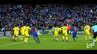 Lionel Messi Best Skills Of January 2017 Review