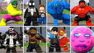 Video All Character Transformations in LEGO Marvel Super Heroes 2 MP3, 3GP, MP4, WEBM, AVI, FLV Mei 2019