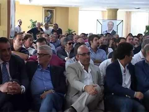 Elezioni Regionali. Ieri ad Agrigento Saverio Romano Pid–Cantiere Popolare