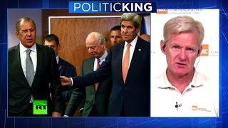PoliticKing. Сирийский конфликт: дело за политиками