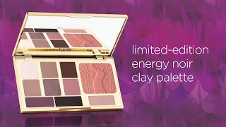 swatch: energy noir clay palette