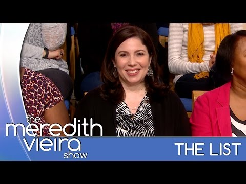 Video Does the G Spot Really Exist?: The List | The Meredith Vieira Show download in MP3, 3GP, MP4, WEBM, AVI, FLV January 2017