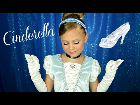 Video Cinderella Costume and Makeup Tutorial download in MP3, 3GP, MP4, WEBM, AVI, FLV January 2017
