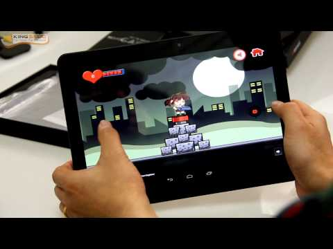 Ainol AX10 3G Phone Tablet Frist Look-Unbox & Review.