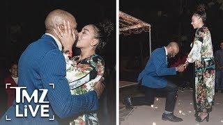 Video Derek Fisher & Gloria Govan Are Engaged! | TMZ Live MP3, 3GP, MP4, WEBM, AVI, FLV Agustus 2018