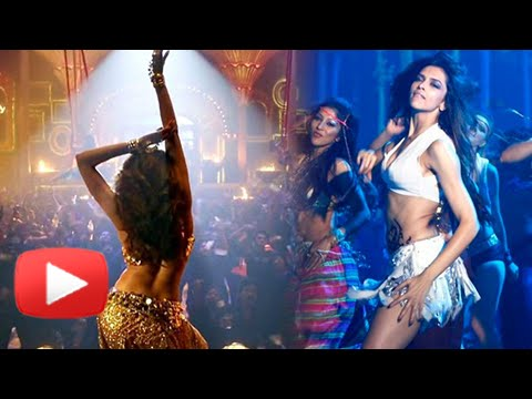 Hot Deepika Padukone's Item Number In Raabta |