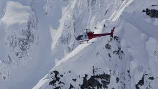 Jamey Parks Heli Skiing in Haines, Alaska