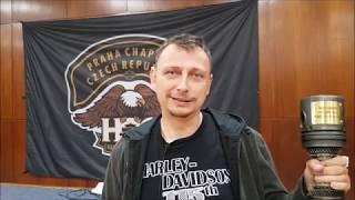 Poslední míle HOG Praha Chapter 2018
